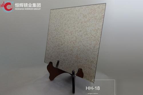Advanced antique mirror